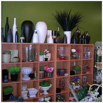 Vases and ceramic containers