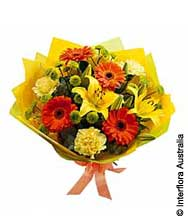 Bouquet Seasonal Mixed Flowers (BFG02)